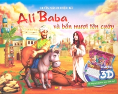 Ali Baba Và Bốn Mươi Tên Cướp (Hình Ảnh 3D)