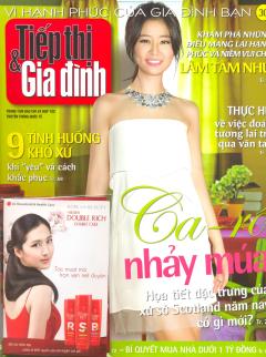 Tiếp Thị & Gia Đình - Số 30 (Tháng 7-2012)
