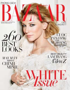 Phong Cách - Harper's Bazaar (Tháng 8-2012)