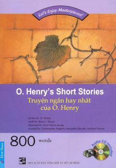 Truyện Ngắn Hay Nhất Của O. Henry (Kèm 1 CD)