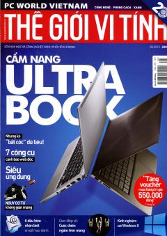 PC World - Thế Giới Vi Tính - Công Nghệ - Phong Cách - Xanh - Số 238