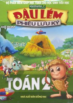 CD-ROM Đậu Lém Phiêu Lưu Ký - Toán 2