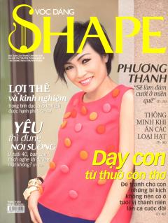 Shape - Vóc Dáng (Tháng 9/2012)