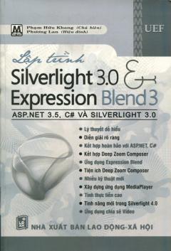 Lập Trình SilVerlight 3.0 Và Expression Blend 3