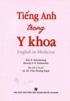 Tiếng Anh Trong Y Khoa (Kèm 1 CD)