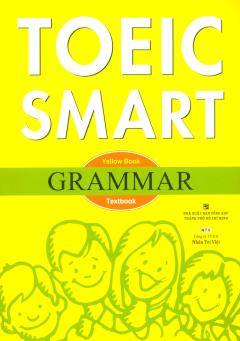 Toeic Smart - Yellow Book Grammar (Kèm 1 MP3)
