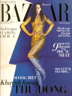 Phong Cách - Harper's Bazaar (Tháng 9-2012)