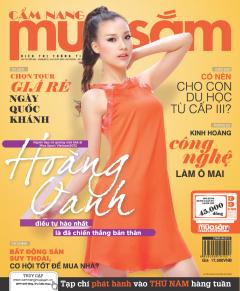 Cẩm Nang Mua Sắm - Số 283 (Tháng 8-2012)
