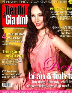Tiếp Thị & Gia Đình - Số 35 (Tháng 9/2012)