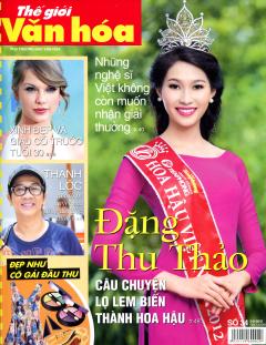 Thế Giới Văn Hóa - Số 34 (Tháng 9/2012)