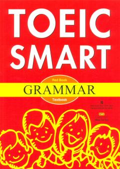 Toeic Smart - Red Book Grammar (Kèm 1 CD)