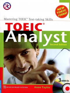 Toeic Analyst Second Edition (Kèm 3 CD)