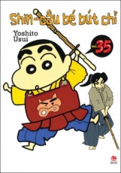 Shin - Cậu Bé Bút Chì - Tập 35