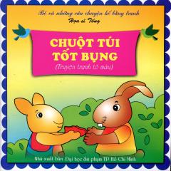 Truyện Tranh Tô Màu - Chuột Túi Tốt Bụng