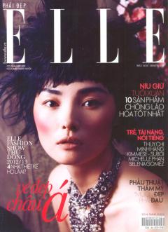 Phái Đẹp - Elle - Số 24 - Tặng Kèm: Phái Mạnh - Elleman (Tháng 10/2012)