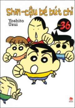 Shin - Cậu Bé Bút Chì - Tập 36