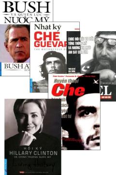 Sách Bộ: Nhân Vật Lịch Sử (Bộ 5 Cuốn)