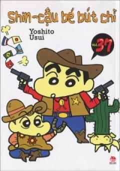 Shin - Cậu Bé Bút Chì - Tập 37