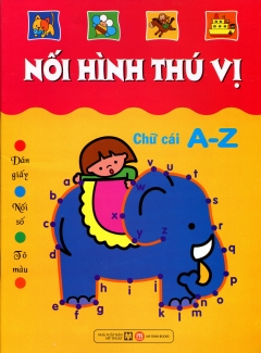 Nối Hình Thú Vị - Chữ Cái Từ A-Z