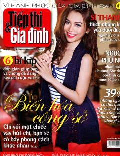 Tiếp Thị & Gia Đình - Số 41 (Tháng 10/2012)