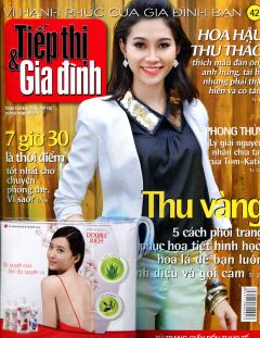 Tiếp Thị & Gia Đình - Số 42 (Tháng 10/2012)