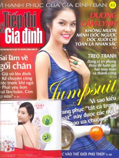 Tiếp Thị & Gia Đình - Số 43 (Tháng 10/2012)