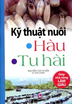 Kỹ Thuật Nuôi Hàu, Tu Hài