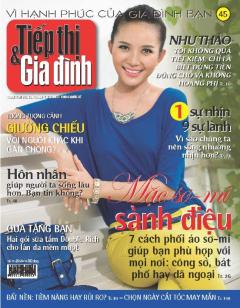 Tiếp Thị & Gia Đình - Số 45 (Tháng 11/2012)