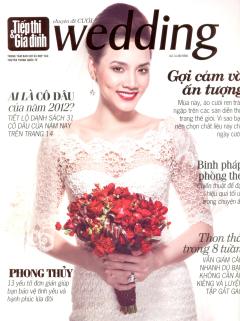 Tiếp Thị & Gia Đình - Wedding (Quý 2 - 2012)