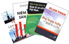 Bộ Sách Kinh Tế Của Tiến Sĩ Alan Phan 2 (Bộ 4 Cuốn)
