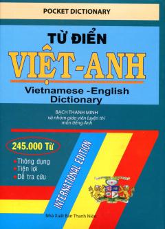 Từ Điển Việt - Anh (245000 Từ)