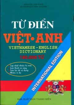 Từ Điển Việt Anh (180000 Từ)