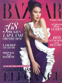 Phong Cách - Harper's Bazaar (Tháng 12/2012)