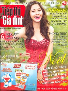 Tiếp Thị & Gia Đình - Số 50 (Tháng 12/2012)