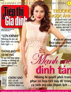Tiếp Thị & Gia Đình - Số 1 (Tháng 12/2012)