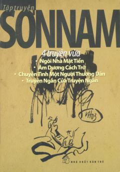 Tập Truyện Sơn Nam - 4 Truyện Vừa (Bìa Mềm)