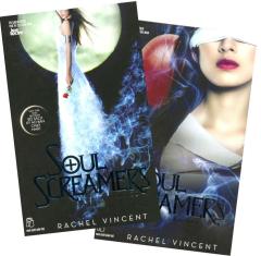 Bộ Sách: Soul Screamers (Nữ Thần Báo Tử) - Tập 2 & Tập 3