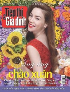 Tiếp Thị & Gia Đình - Số Xuân (Tháng 1/2013)