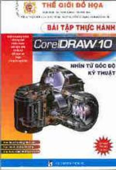 Bài tập thực hành Corel Draw 10 - Nhìn từ góc độ kỹ thuật