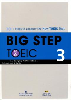 Big Step Toeic 3 (Kèm 1 CD)