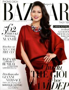 Phong Cách - Harper's Bazaar (Tháng 3/2013)
