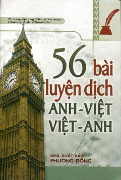 56 Bài Luyện Dịch Anh Việt - Việt Anh
