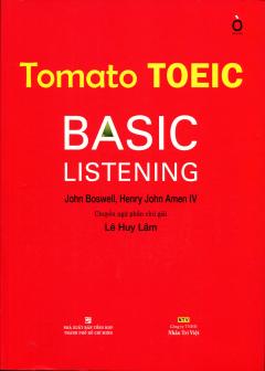 Tomato Toeic Basic Listening (Kèm 1 MP3)