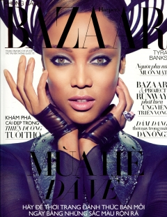 Phong Cách - Harper's Bazaar (Tháng 4/2013)