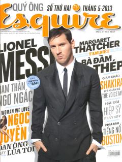 Quý Ông - Esquire (Tháng 5/2013)