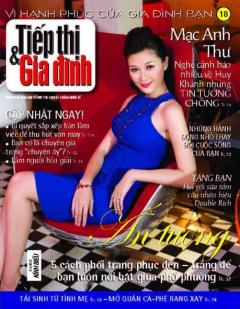 Tiếp Thị & Gia Đình - Số 18 (Tháng 5/2013)