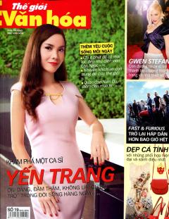 Thế Giới Văn Hóa - Số 19 (Tháng 5/2013)