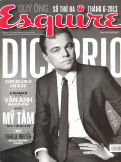 Quý Ông - Esquire (Tháng 6/2013)