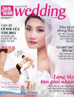 Tiếp Thị & Gia Đình - Wedding (Quý 1 - 2013)