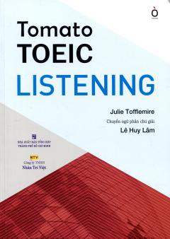 Tomato TOEIC Listening (Kèm 1 MP3)